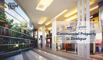 commercial property in zirakpur