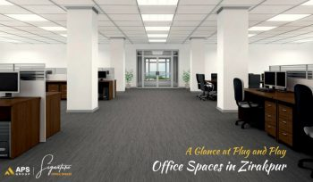 plug n play office spaces in zirakpur